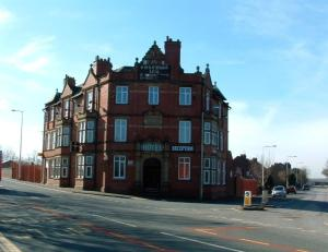 Coaching Inn Hotel in Wigan, Greater Manchester, England