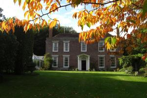 Stowting Hill House in Stowting, Kent, England