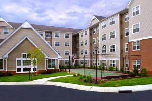 Residence Inn by Marriott Atlantic City Airport Egg Harbor Township, Hotel  Egg Harbor Township - big - 18