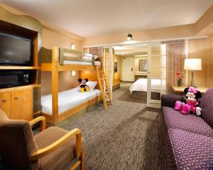 Two-Bedroom Kid's Suite