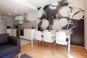 Three-Bedroom Duplex Apartment