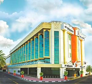 Al Khoory Executive Hotel, Al Wasl, Hotels  Dubai - big - 1