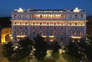 Rome Marriott Grand Hotel Flora - abcRoma.com