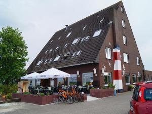 Hotel Restaurant Wattenschipper, Hotely  Nordholz - big - 1