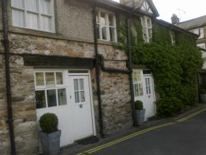 Kings Arms Hotel in Kirkby Lonsdale, Cumbria, England