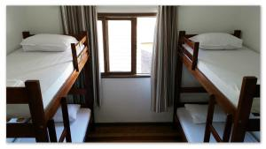 Bed in 6-Bed Mixed Dormitory Room with Internal Bathroom