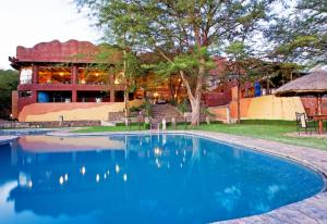 Photo of Serengeti Sopa Lodge