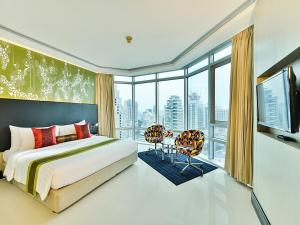 Hotel Executive Club at Windsor, Bangkok