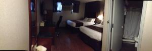 Double Room with Two Double Beds - Smoking (Cellar Level)