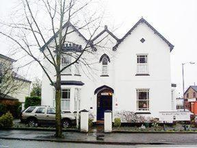 Buckland Lodge Hotel - Guest House in Leamington, Warwickshire, England