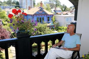 James Bay Inn Hotel, Suites & Cottage, Hotel  Victoria - big - 75