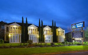 Best Western Colonial Village Motel - Warrnambool, Victoria, Australia