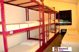 Single Bed in 12-Bed Dormitory Room with Air Conditioning