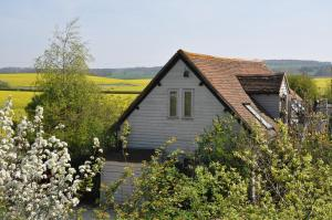 The Old Barn in North Stoke, Oxfordshire, England