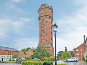 The Water Tower in Cheddleton, Staffordshire, England