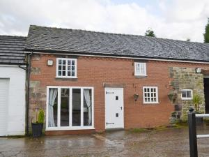 Love Cottage in Endon, Staffordshire, England