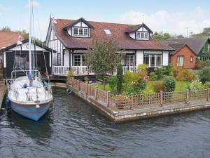 Somermead in Wroxham, Norfolk, England