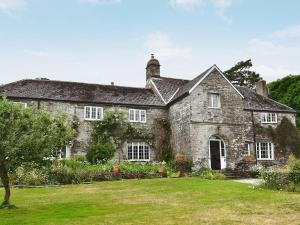 Crabadon Manor in Diptford, Devon, England