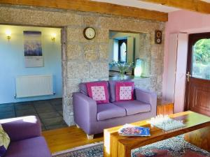 Cross Park Farm Cottage in Lanivet, Cornwall, England