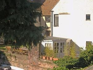 All Saints Cottage in Canterbury, Kent, England