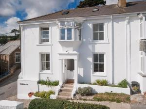 Gibraltar House in Saint Mawes, Cornwall, England