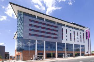 Premier Inn Coventry City Centre - Belgrade Plaza in Coventry, West Midlands, England