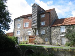 Vivers Mill in Pickering, North Yorkshire, England