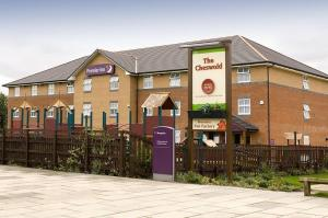 Premier Inn Doncaster Central East in Doncaster, South Yorkshire, England