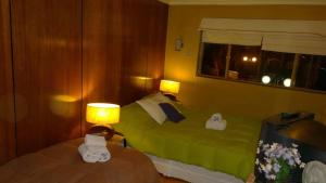 Standard Double Room with Shared Bathroom - Las Amapolas
