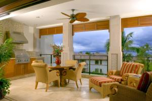 Three Bedroom Oceanview Villa