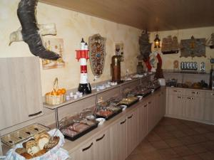 Hotel Restaurant Wattenschipper, Hotely  Nordholz - big - 26
