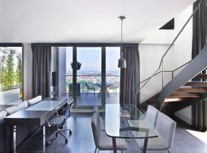 Suite Loft con acceso al club lounge