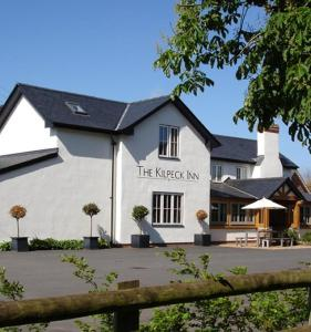 The Kilpeck Inn in Kilpeck, Herefordshire, England