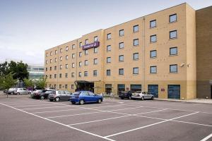 Premier Inn Stevenage Central in Stevenage, Hertfordshire, England