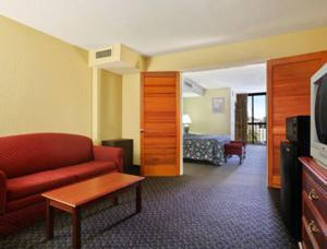 Executive Double Suite