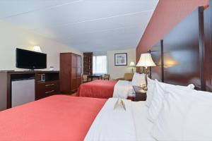 Non Smoking 2 Double Bed Room