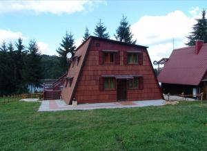 Villa Solina, Apartments  Zawóz - big - 43