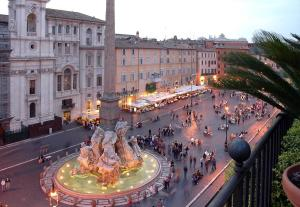 Appartamento Navona Romantic Apartment, Roma