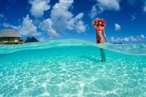 Bora Bora Pearl Beach Resort & Spa, Rezorty  Bora Bora - big - 41