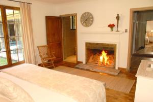 Superior Suite with fireplace
