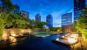 Hotel Oakwood Apartments Trilliant Sukhumvit 18, Bangkok