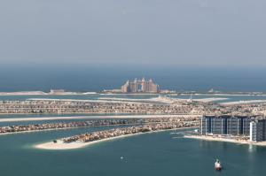 Appartamento Palm View West, Dubai