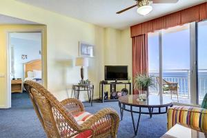 Two Bedroom Oceanfront Condo