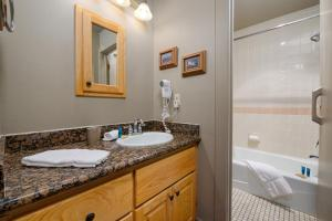 Two-Bedroom Two-Bathroom Apartment
