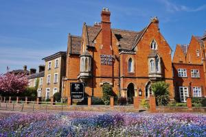The Corner House Hotel in Taunton, Somerset, England