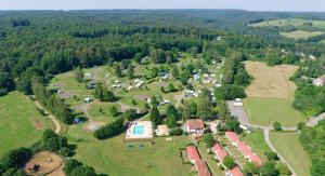 Camping Colline de Rabais, Campsites  Virton - big - 19