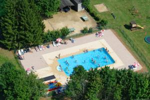 Camping Colline de Rabais, Campsites  Virton - big - 24