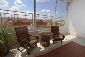 Kfar Saba View Apartment, Apartments  Kefar Sava - big - 44