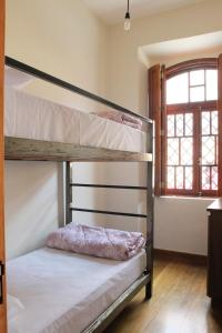 Bed in 4-Bed Mixed Dormitory Room with Internal Shared Bathroom