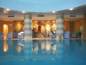 Spa Club Dead Sea Hotel v Ein Bokek – Pensionhotel - Hoteli